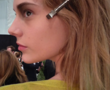 Prabal Gurung NYC Fashion Week/Backstage