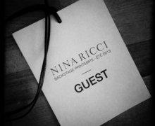 Nina Ricci ss 13, Paris