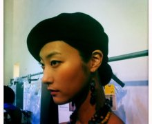 Ralph Lauren SS 13, NYC / Toni Garrn