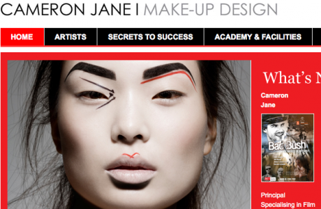 Cameron Jane Make-up Academy