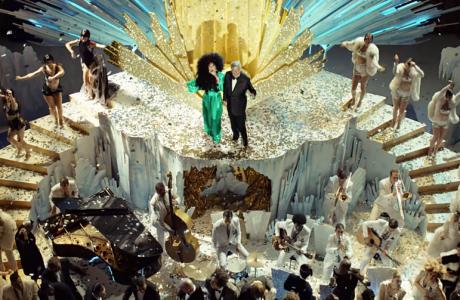 H&M / Festive season / Lady Gaga
