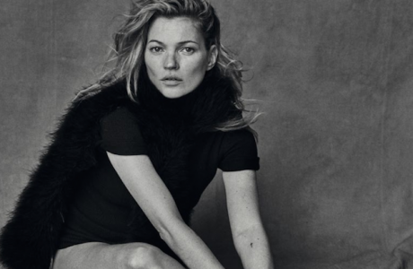 Un-Photoshopped / Kate Moss / Peter Lindbergh / Inspiration
