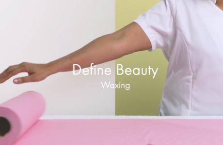 Define beauty waxing by Metz and Racine
