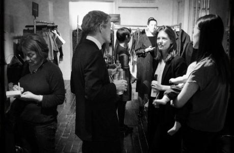 Berlin Show Room SS 2014, Michael Sontag, Paris