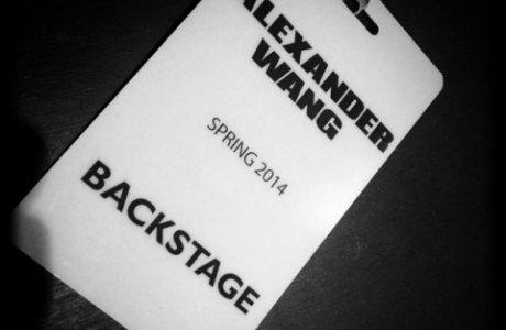 Alexander Wang SS 2014, NYC