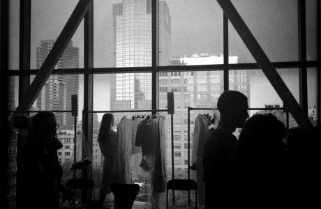 Calvin Klein SS 2014, NYC