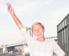 Wie sich die bekannte Hairstylistin Odile Gilbert auf die Fashion Week in NYC und Paris vorbereitet