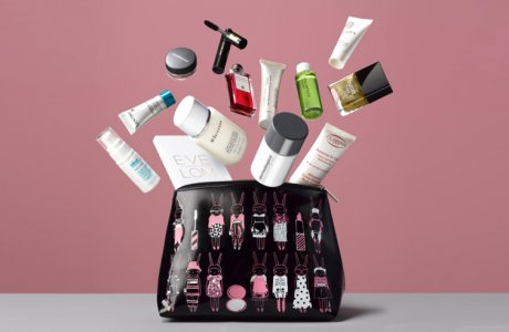 How to organize your beauty case