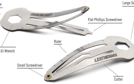Hairclips which hide a toolbox in your hair / inspiring sundays