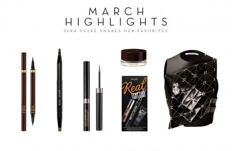 March highlights / my favorite products
