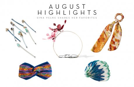 A cute selection of summery accessories