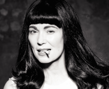 Iris Berben / Gala Magazine / Muse / Icon