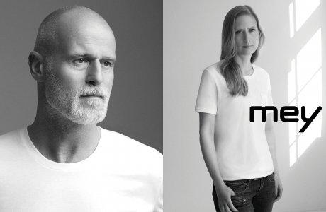'Mey Bodywear' shot by Jeremias Morandell
