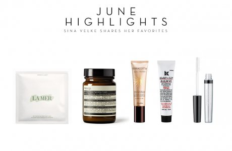June Highlights / My favorite products