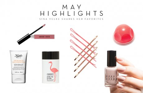 May highlights / my favorite products