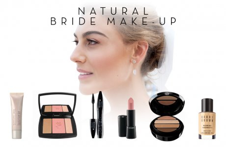 How to: Natural bride make-up