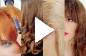Trendy haircolors for autumn / Garnier / Joy Magazine / Halloween