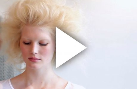 Bob mit XXL Volumen für feines Haar