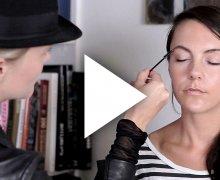 Wie Augenbrauen gebändigt werden